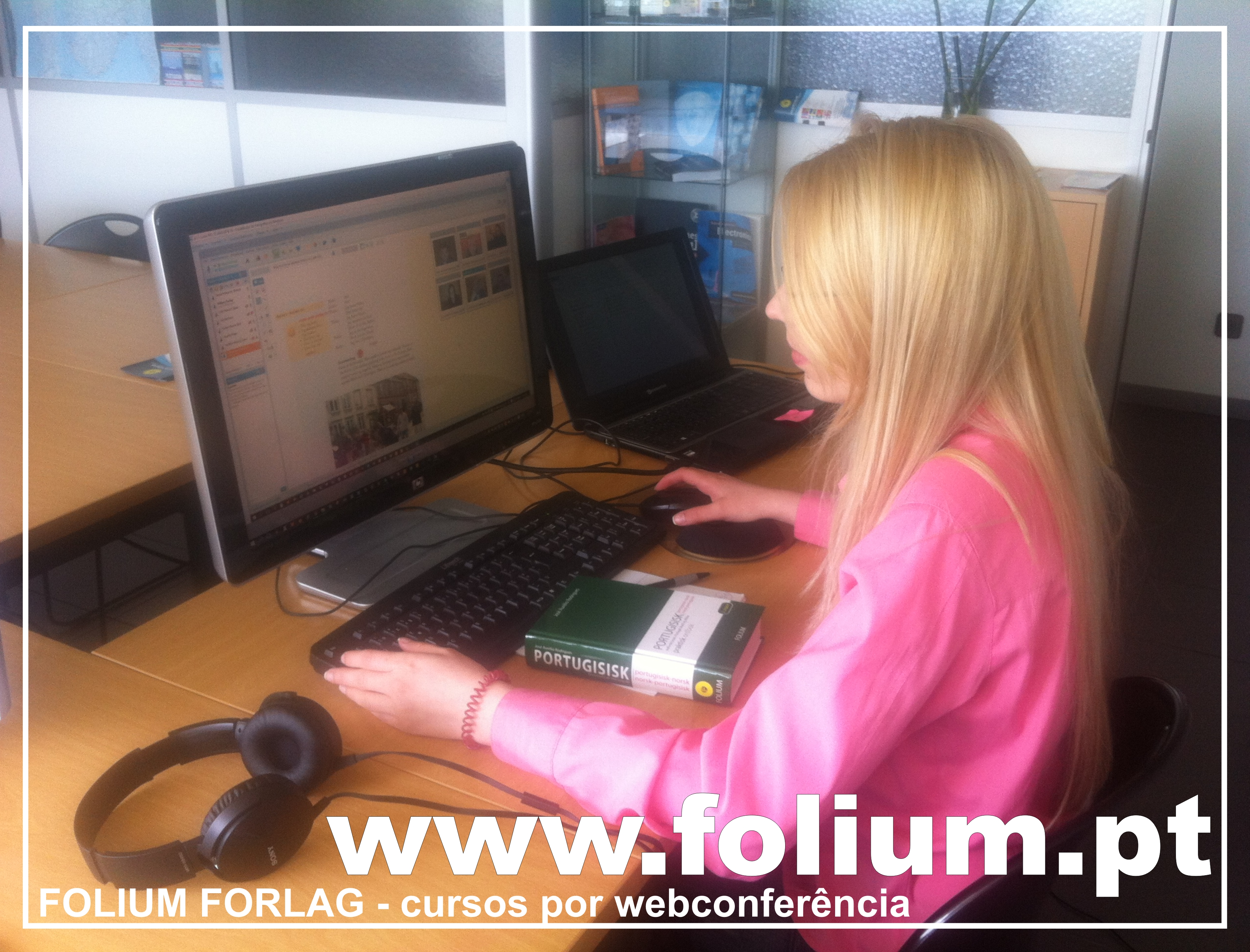 folium forlag webconferência rosa
