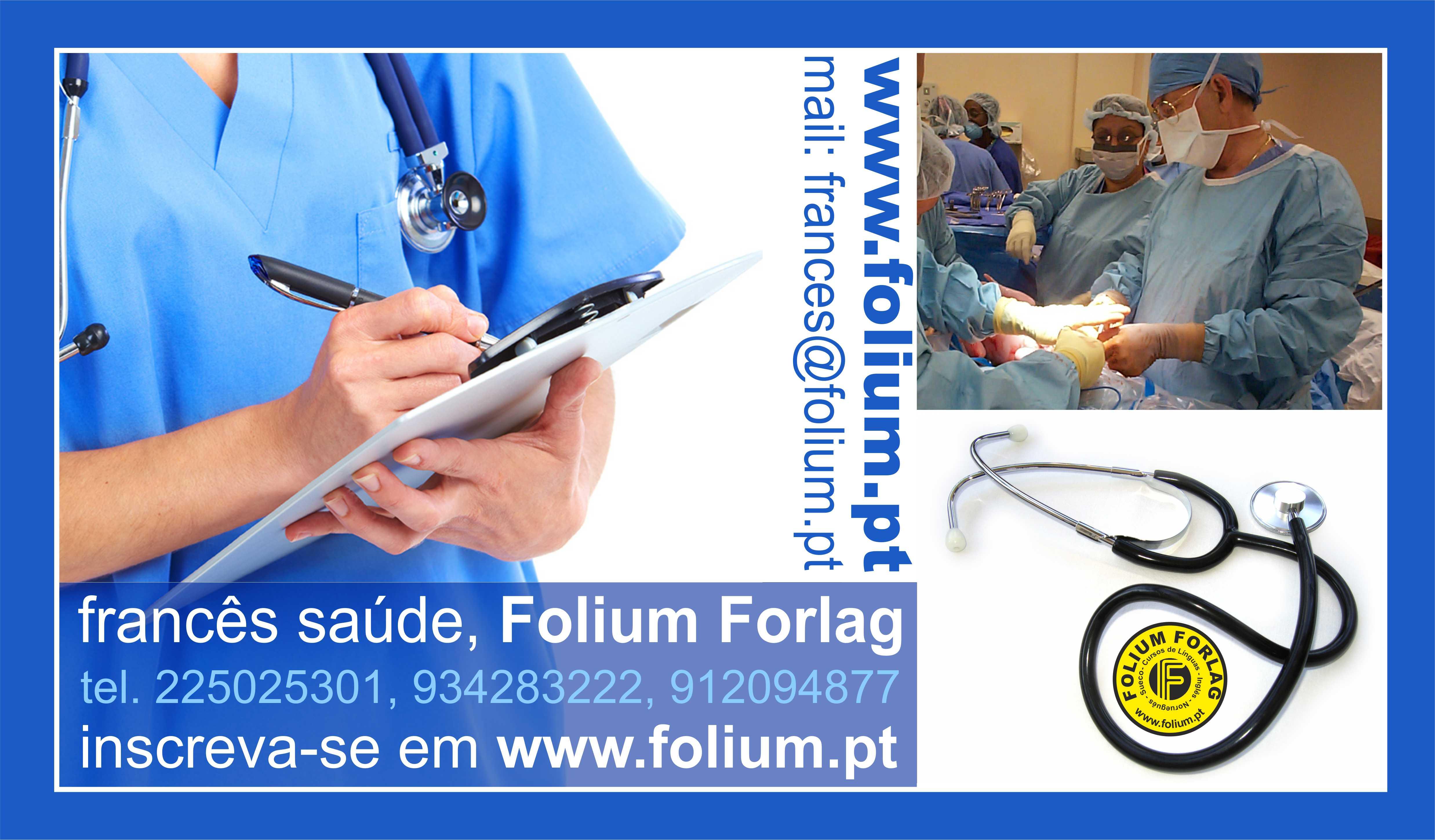 francê saúde panfleto