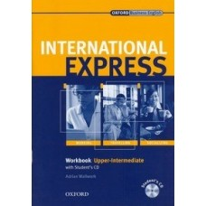 International Express: Upper-Intermediate: Workbook with Student's CD