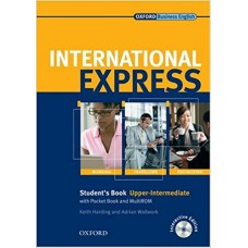 International Express, Interactive Editions Upper-Intermediate: Student's Book with Pocket Book and MultiROM: Student's Book with Pocketbook and ... l (Express Interactive Bk & Cdrom)