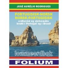 Dicionário de bolso de Português-Norueguês / Norueguês-Português
