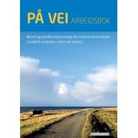 På vei arbeidsbok (livro de exercícios) - curso de norueguês para estrangeiros (o curso está dividido em 2 níveis: A1 e A2)